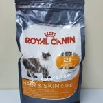 FCN Hair&SKIN 4 kg. แมวโตบำรุงขนและผิวหนัง Exp.08/19