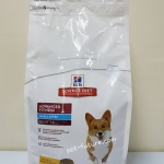Canine Adult 1-6 ปี Exp.10/18 Advanced Fitness Small Bites 2 kg.