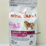 Indoor life Adult สุนัขโตขนาดเล็กอาศัยในบ้าน ขนาด 1.5 kg. Exp.07/19
