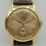 นาฬิกาเก่า ZODIAC ไขลาน