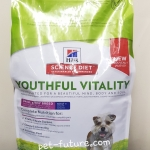 youthful vitality small&toy breed ขนาด 5.69 kg. Exp.12/19