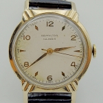 นาฬิกาเก่า HAMILTON ILLINOIS ไขลาน