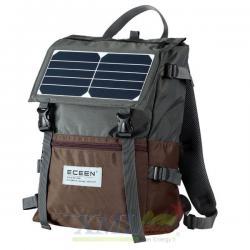 กระเป๋าโซล่าเซลล์ 5 W + ฟรี power bank 2,000 mAh