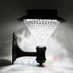 โคมไฟกิ่งโซล่าเซลล์ 39 LED (เเสง : ขาว)