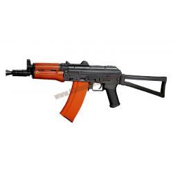 AK74SU เหล็กจริง ไม้จริง มี BlowBack Jing Gong 1011