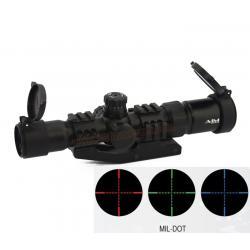 กล้องเล็งไว Scope AIM Sports 1.5-4x30 CQB เป้า Mil-Dot