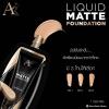 รองพื้นออร่าริช Liquid Matte Foundation