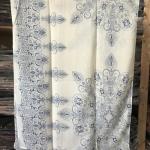 ผ้าพันคอ ชีฟอง สกรีนลาย Chiffon CF01-052