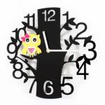 นาฬิกาไดคัท อะคริลิค gear19