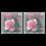 แสตมป์ชุดดอกกุหลาบ'46 (จำนวน 2 ดวง)