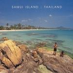 โปสการ์ด หาดเฉวง เกาะสมุย จังหวัดสุราษฎร์ธานี /ทะเล/ชายหาด