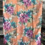 ผ้าพันคอ ชีฟอง สกรีนลาย Chiffon CF01-039