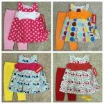 เสื้อผ้าเด็ก (พร้อมส่ง!!) 041060-2