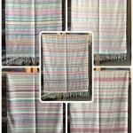 ผ้าพันคอ Pashmina พาสมีน่า ลาย ไทย PS02026T