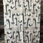 ผ้าพันคอ Pashmina พาสมีน่า PS1007
