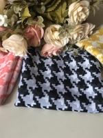 ผ้าพันคอ ชีฟอง สกรีนลาย Chiffon CF01-056