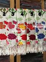 ผ้าพันคอ Pashmina พาสมีน่า PS1054