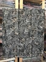 ผ้าพันคอ ชีฟอง สกรีนลาย Chiffon CF01-051
