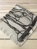 ผ้าพันคอ ผ้าคลุม ซาติน 70*70 ST05-039