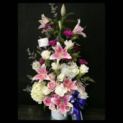 แจกันดอกไม้ 06