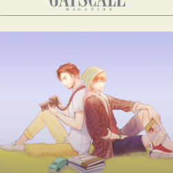 [In Stock] Gayscale Magazine