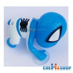 ตุ๊กตา Spider man สีฟ้า