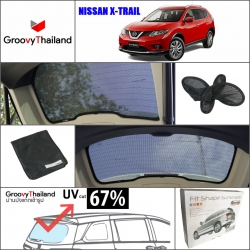 NISSAN X-TRAIL R-row (1 pcs)