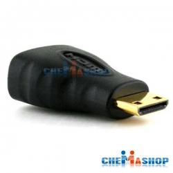Mini HDMI(Type C) to HDMI (type A)