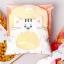 ถุงเบเกอรี่ ถุงขนมปัง แบบมีเทปกาว รูปแมว 100 ใบ/ห่อ (10*10+3 cm.) thumbnail 1