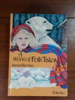A World of Folk Tales (ปกแข็ง 5 เล่ม) : James Riordan
