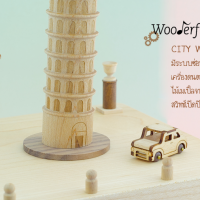 City Wooden