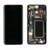 ราคาหน้าจองานแท้ Samsung S9 Plus สีดำ แถมฟรีไขควง ชุดแกะเครื่อง+กาวติดหน้าจอ