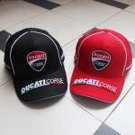 หมวกแก็ปขี่มอเตอร์ไซค์ Ducati