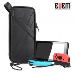BUBM Nintendo Switch Carry Bag กระเป๋าหนัง สำหรับเครื่องนินเทนโดสวิทช์ ราคา 490.-
