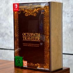 Octopath ชุดพิเศษ ++ Octopath Traveler [Traveler's Compendium Edition] ZoneEU / English สินค้ามีพร้อมจัดส่ง ( เหลือ 3 ชุดสุุดท้าย)