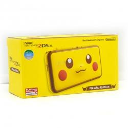 เครื่อง New 2DS XL™ Pikachu Edition Asia/English Version ราคา 5990.- ส่งฟรี