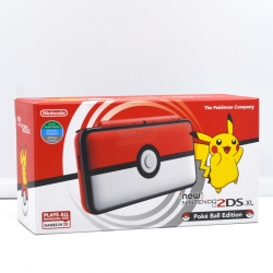 เครื่อง New 2DS XL™ PokeBall Edition Asia/English Version ราคา 5990.- ส่งฟรี