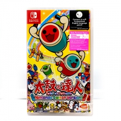 ++ เกมตีกลอง ++ Nintendo Switch Taiko no Tatsujin: Nintendo Switch Version! / English ราคา 1890.-