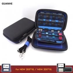 GUANHE Travel Storage Bag For New 2DS XL / New 3DS XL ราคา 490.- บาท * ส่งฟรี