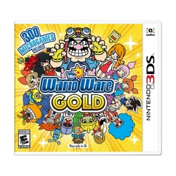 Nintendo 3DS™ WarioWare Gold Zone US/ English ราคา 1390.-