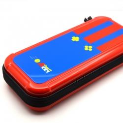 Rise IINE™ กระเป๋า Stylish hard case สีแดง Model : RNSPCSTYLISH / For Nintendo Switch ราคา 990.-