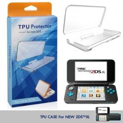 TPU Case Protector For New 2DS XL ราคา 350.- บาท * ส่งฟรี
