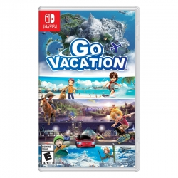 Nintendo Switch™ Go Vacation Zone US / English ราคา 1690.- / ส่งฟรี