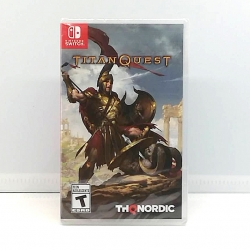 Nintendo Switch™ Titan Quest Zone US/ English ราคา 1590.- // ส่งฟรี