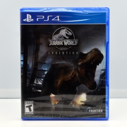 PS4 Jurassic World Evolution Zone 1 US / All Zone / English ราคา @ 1990.-