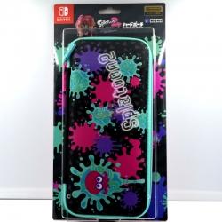 Hori™ Splatoon 2 Hard Pouch : Ink x Octopus Model : NSW-126 ราคา 890.-