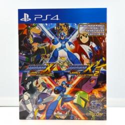 PS4™ Mega Man X Legacy Collection 1 + 2 Zone 3 Asia / English ราคา 1390 บาท