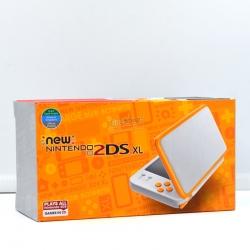 เครื่อง New 2DS XL™ สีขาว/ส้ม (White X Orange) Asia/English ราคา 5490.- ส่งฟรี