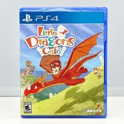 PS4™ Little Dragons Cafe Zone US/ English ราคา 1890.- // ส่งฟรี * จำนวนจำกัด