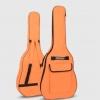 กระเป๋ากีตาร์บุฟองน้ำหนา สีส้ม 41 นิ้ว